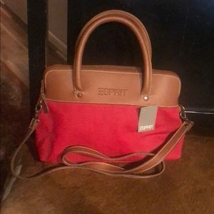Hand bag with shoulder strap, brand new with tags
